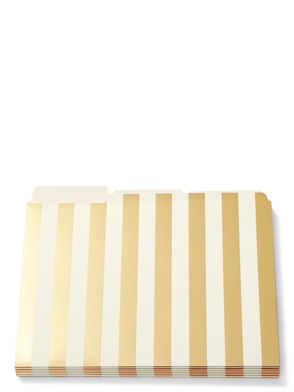 Gold Stripe File Folders.jpg
