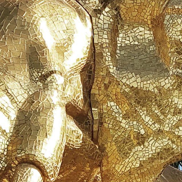 Gold mosaic _____?