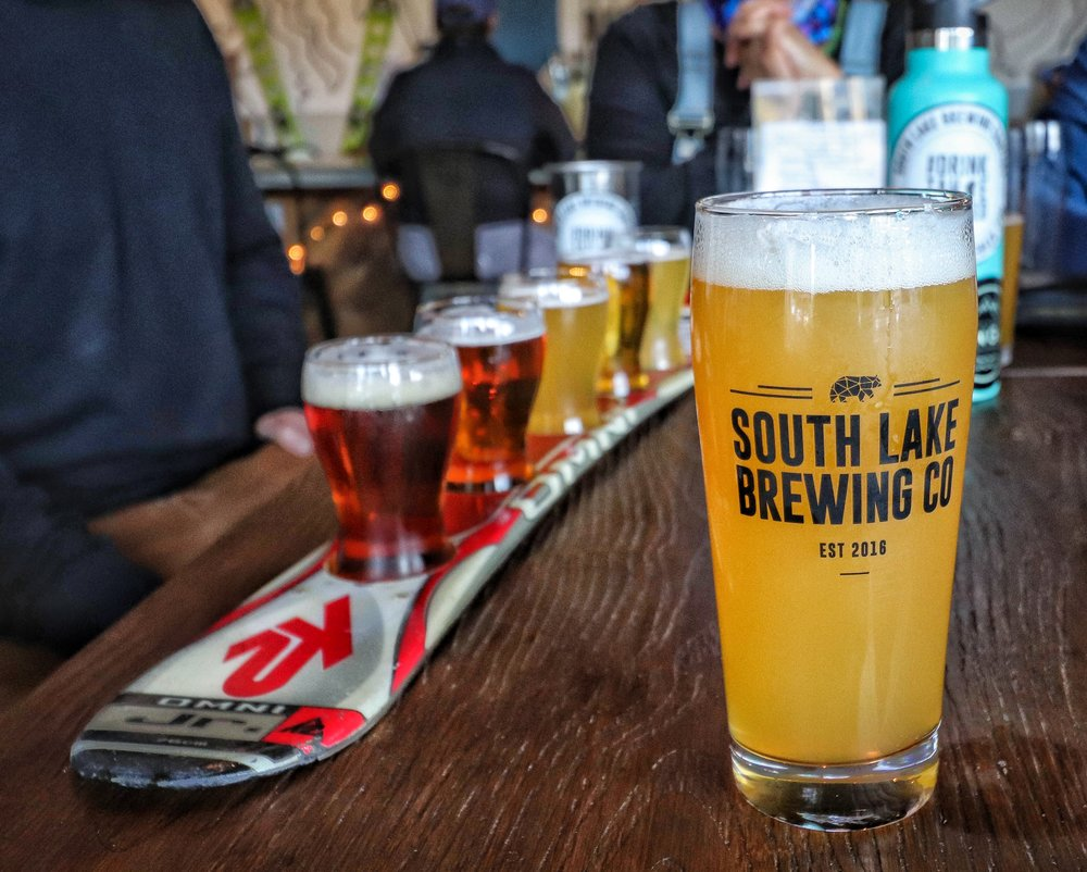 South Lake Brewing Company Local Tahoe Brewery