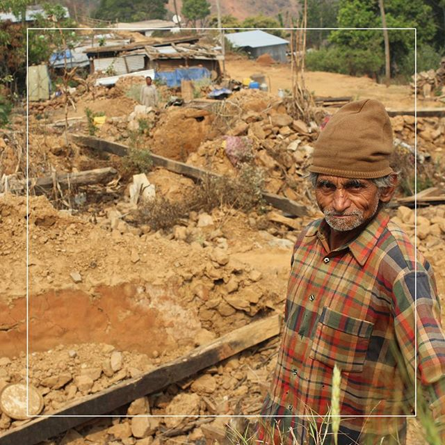 Introducing Barbandi. A village two hours outside of Kathmandu, it has suffered a catastrophic loss of homes, each house in the village is rubble as can be seen here. The villagers live in tin shelters they built out debris.  With the completion of Rainaskot, we are taking on the challenge of creating a thriving rural community from the ground up in Barbandi.  Your donation will go toward helping us begin. Once we have enough money for a few homes, we will start construction of private homes.