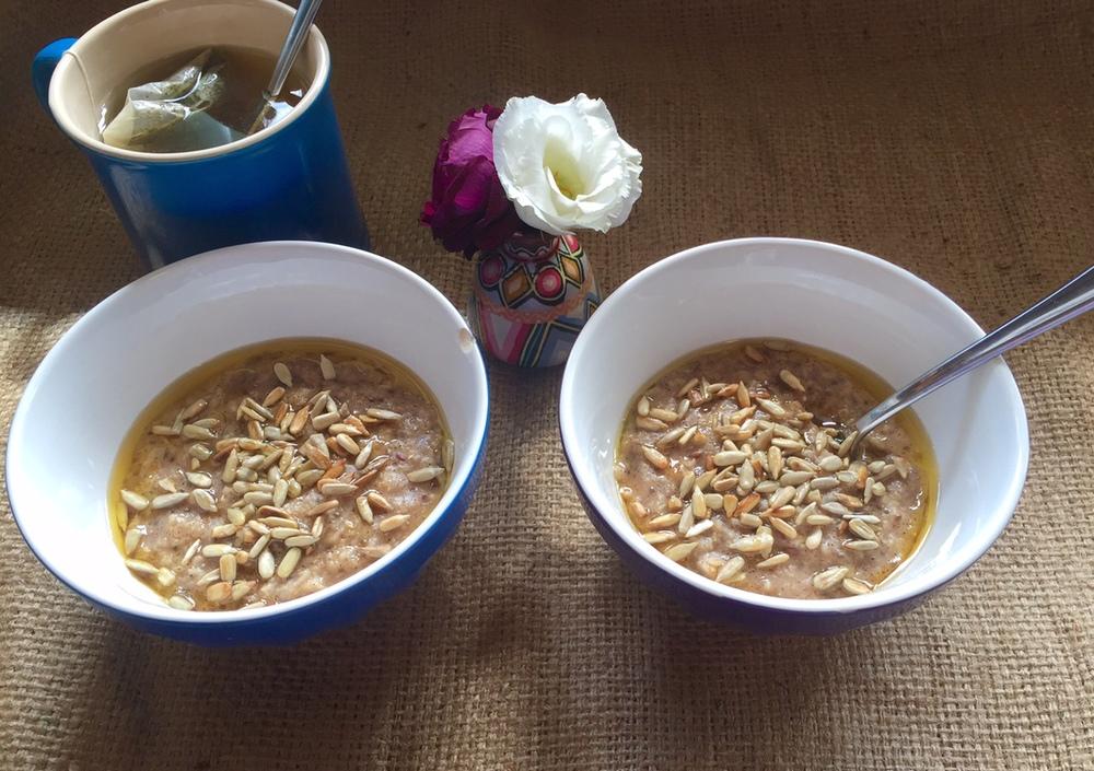 super energy ayurvedic oatmeal with shatavari & ashwagandha