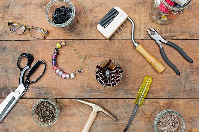 tools of the trade rebecca buenik prop stylist