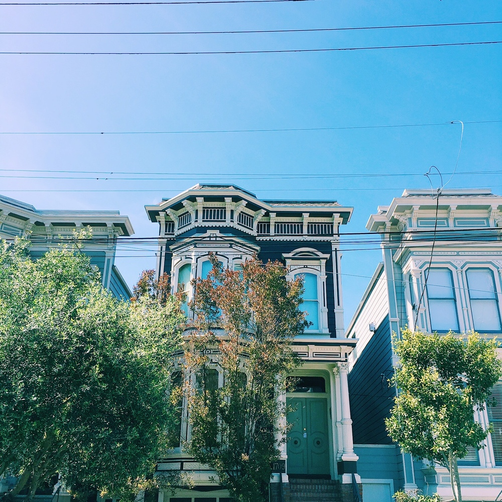 The Full House house