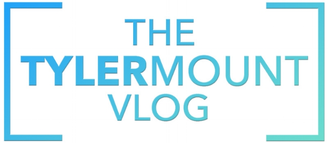 The Season 4 logo of  The Tyler Mount Vlog