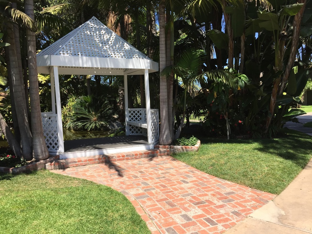 Bahia Garden Gazebo