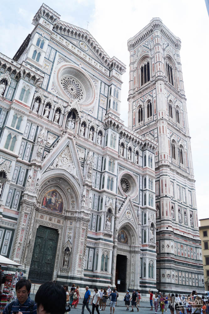 Duomo Cathedral of Santa Maria del Fiore (Florence Cathedral). Italy. Mel (illumelation.com). 2015.