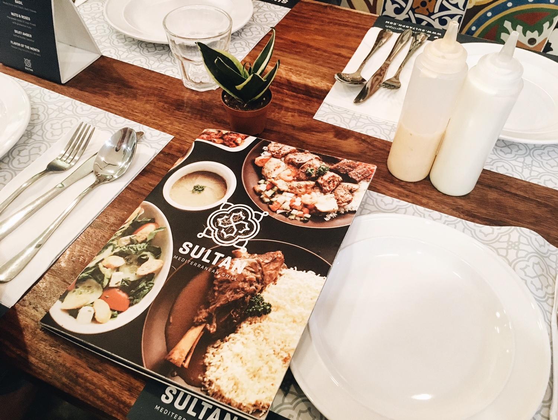 San Juan, Manila: Sultan Mediterranean Grill Review