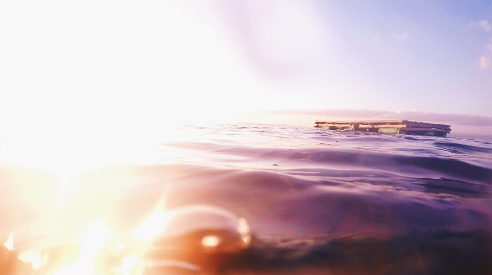 Acacia Resort and Dive Center, Beautiful Ocean Sunset, Mabini, Anilao, Batangas, Philippines