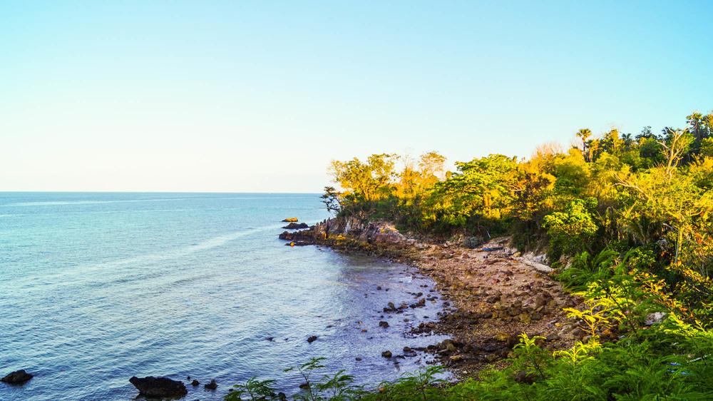 Philippines, Islas De Gigantes - Gigantes Norte Lighthouse Cliff - illumelation