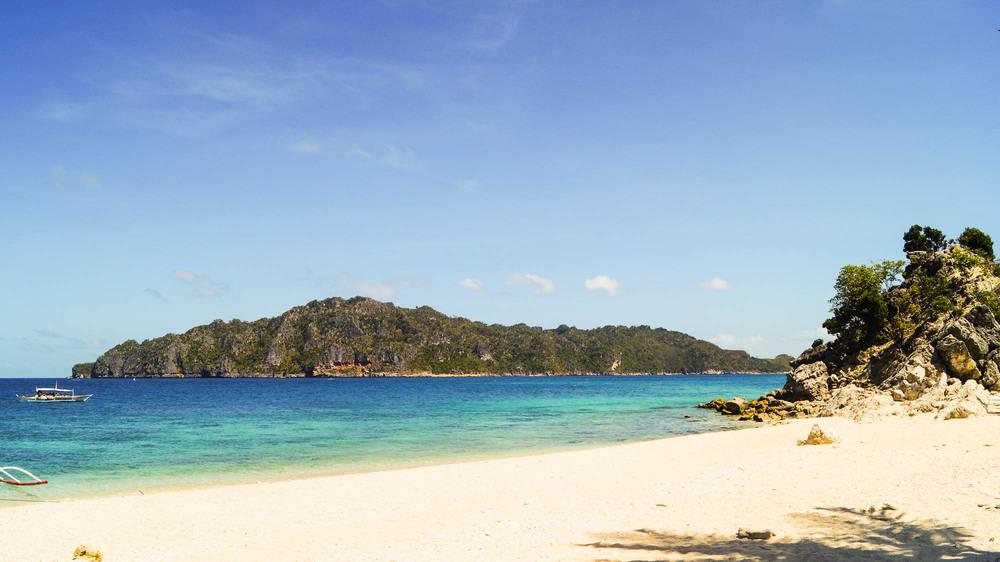 Philippines, Islas De Gigantes - Cabugao Gamay Island - illumelation