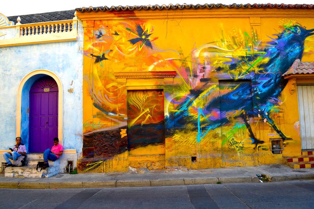 Cartagena, Colombia - Katerina Jeng - Scratch the List - illumelation