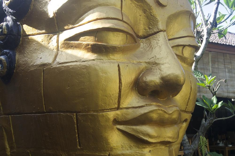 Ubud Raya Hotel Review - Golden Head - Bali