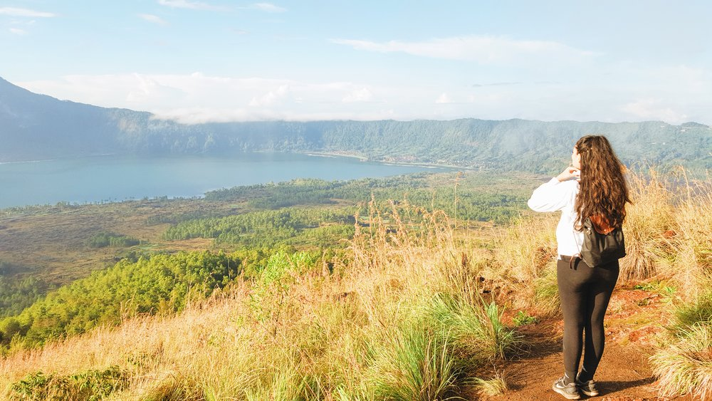 Mount Batur Sunrise Hike, Kintamani Lake, Bali, illumelation.com