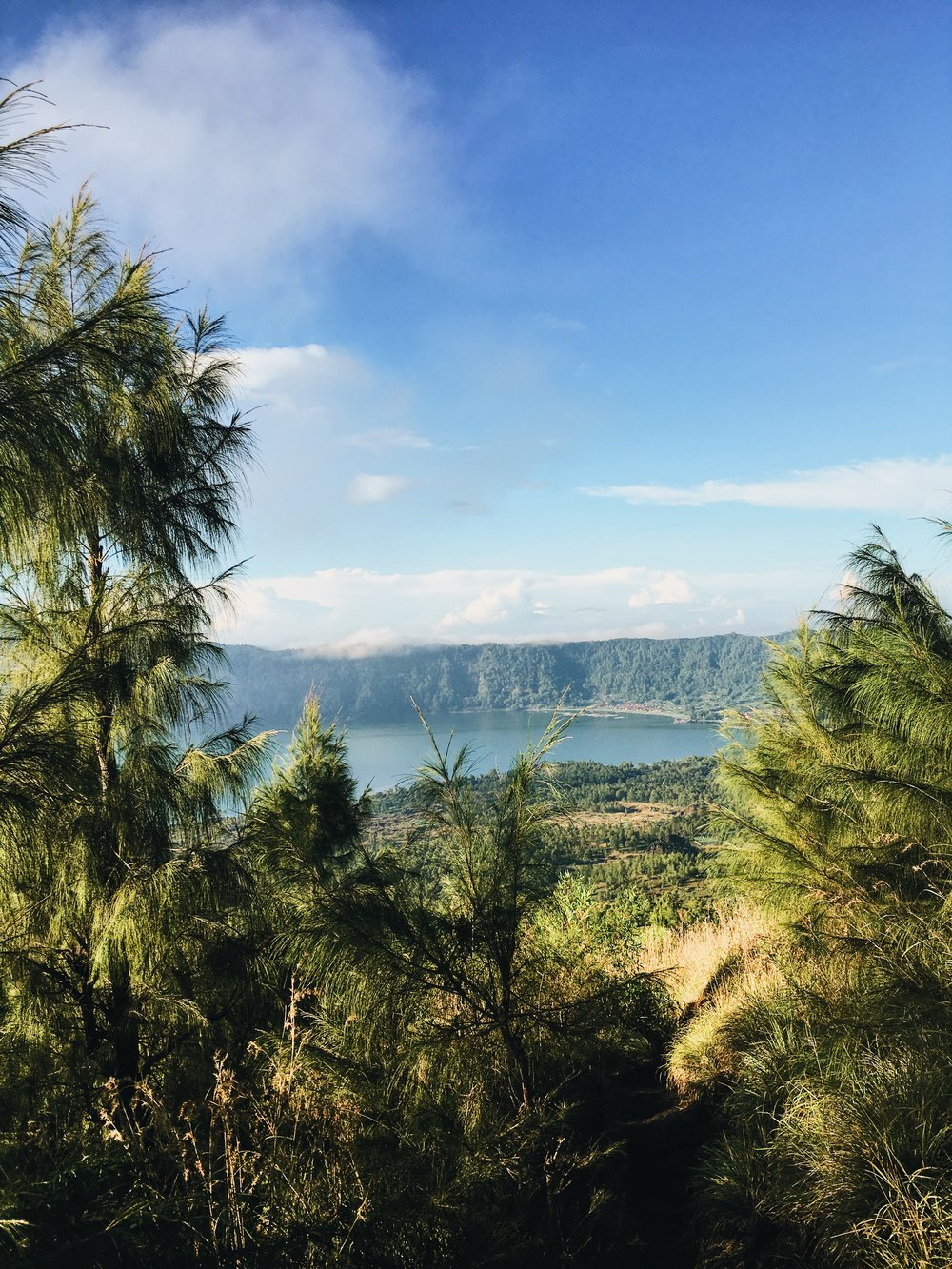 Kintamani Lake, Mount Batur Sunrise Hike, Bali, illumelation.com