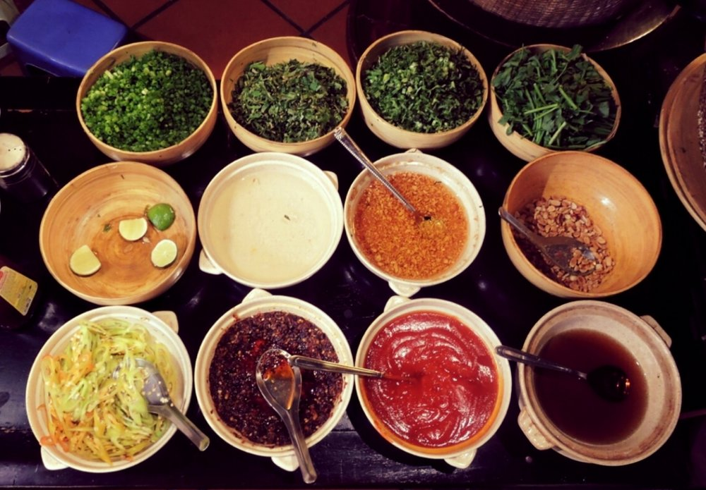 Spices in Hanoi, Vietnam - illumelation.com