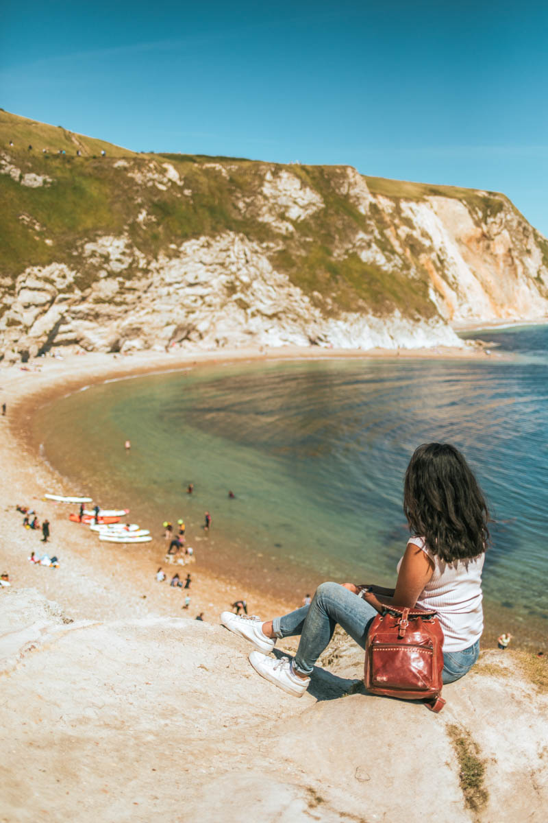 Durdle Door and Man O'War Bay - England's Jurassic Coast - Lulworth Estate, Dorset - illumelation (27 of 31).jpg