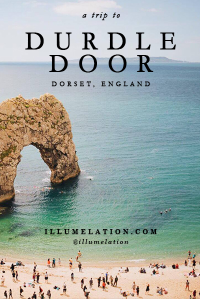 A Roadtrip to Durdle Door, Dorset, England - illumelation.com