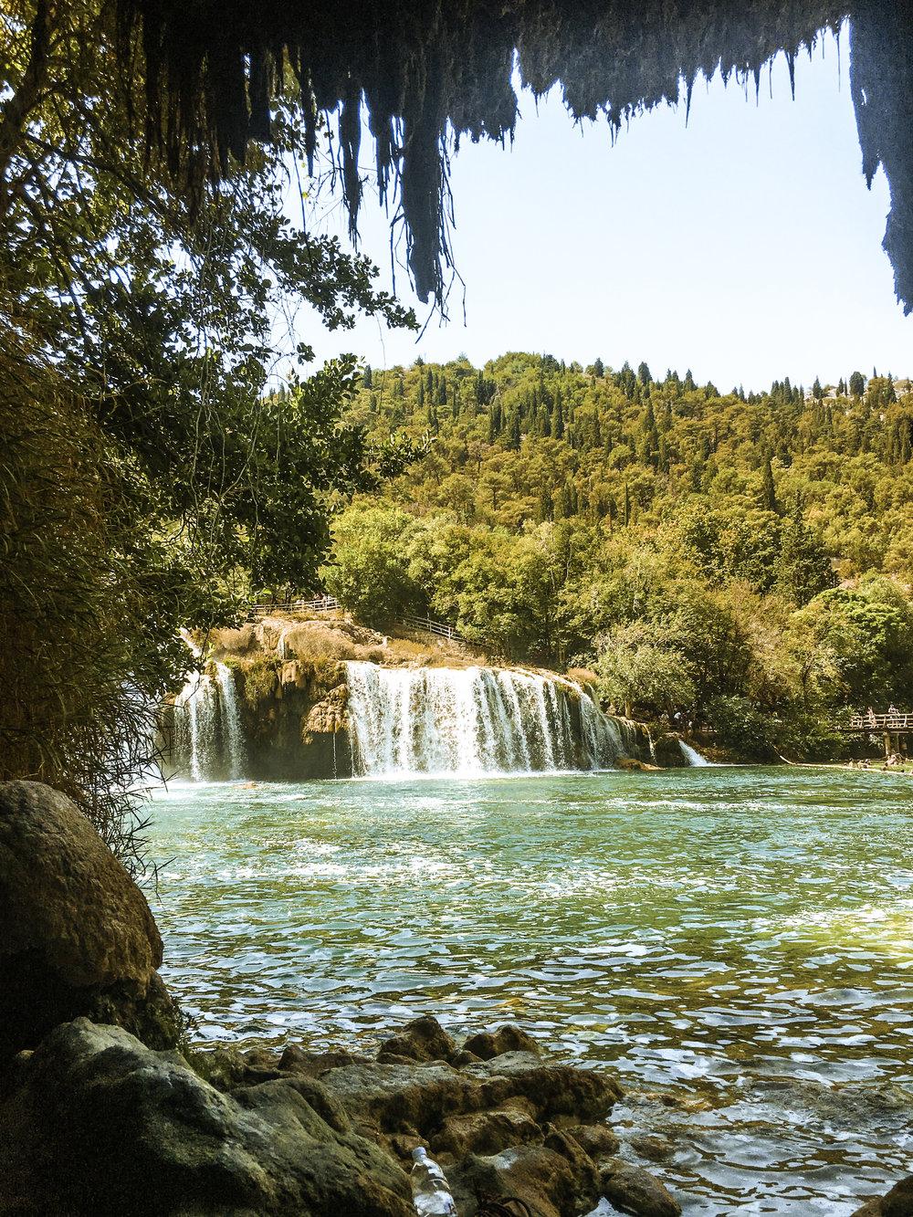 Krka National Park Falls Cave - Lozovac, Dalmatia, Croatia - illumelation.jpg