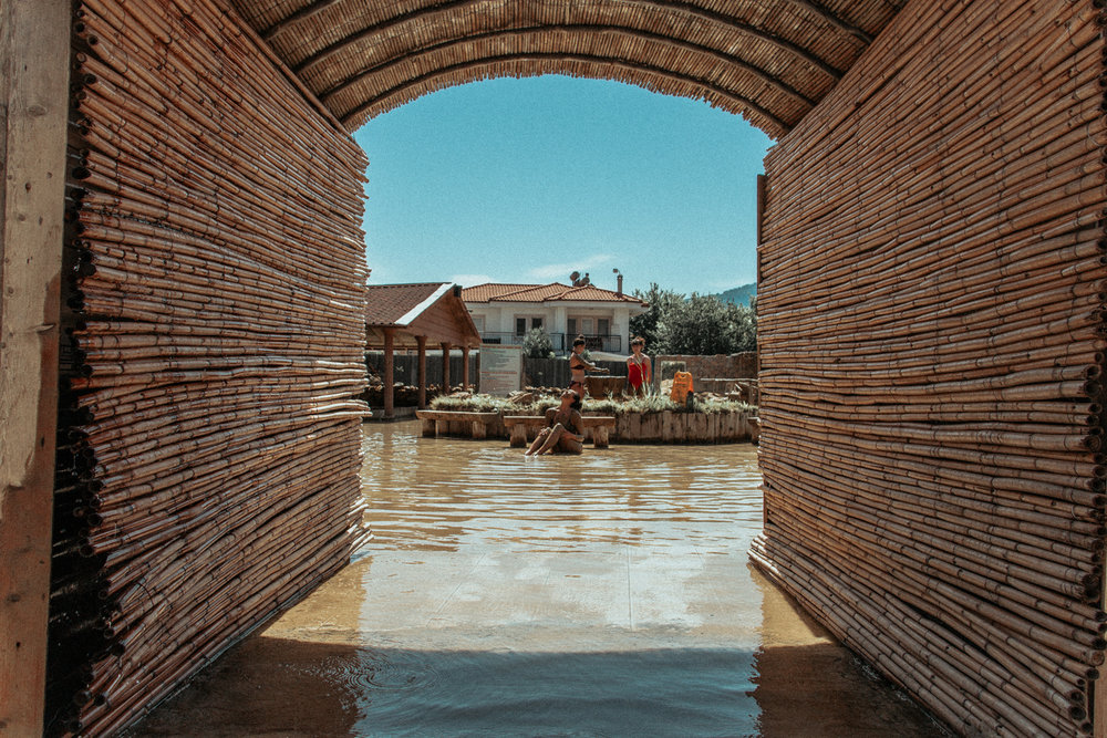 DALYAN DELTA mud spa