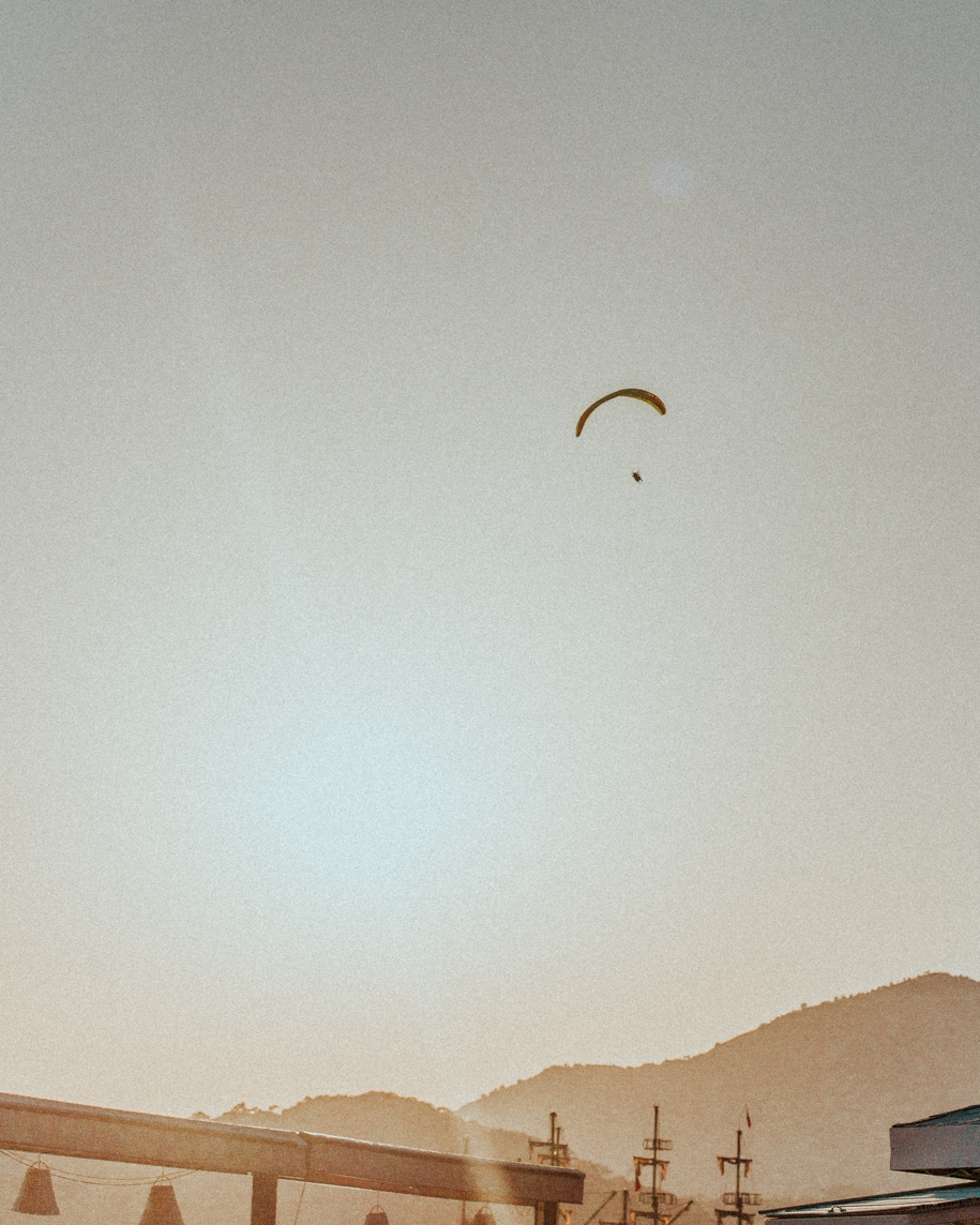 THINGS TO DO IN DALAMAN - Paragliding in Oludeniz at Sunset