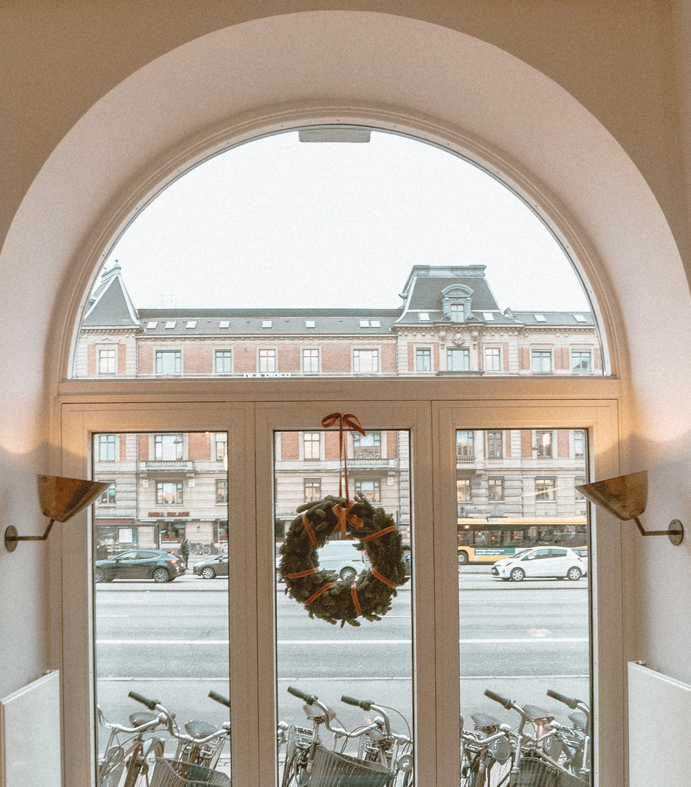 HOTEL ALEXANDRA COPENHAGEN LOBBY VIEW