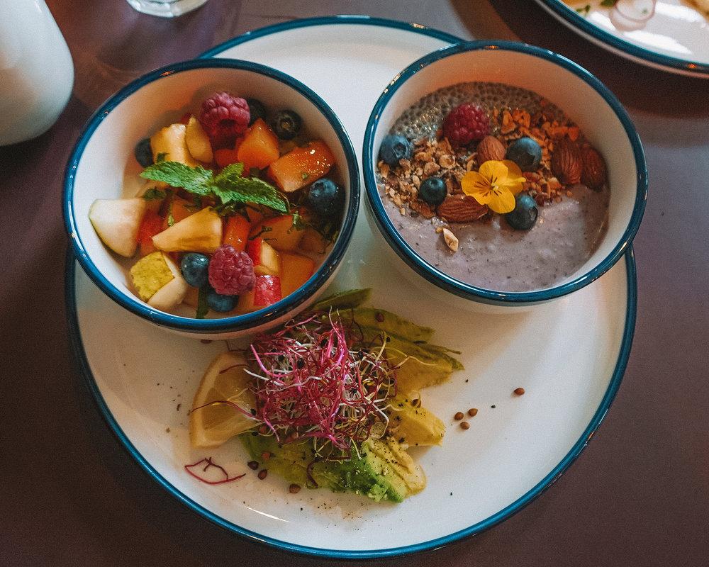 Hotel Alexandra Copenhagen Review - Breakfast Options - The Healthy