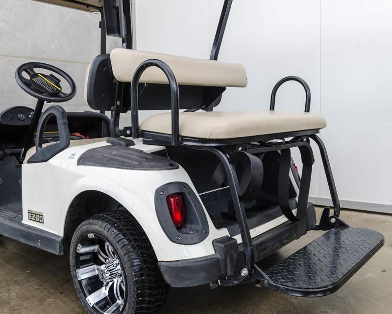 Hire Golf Car - E-Z-GO