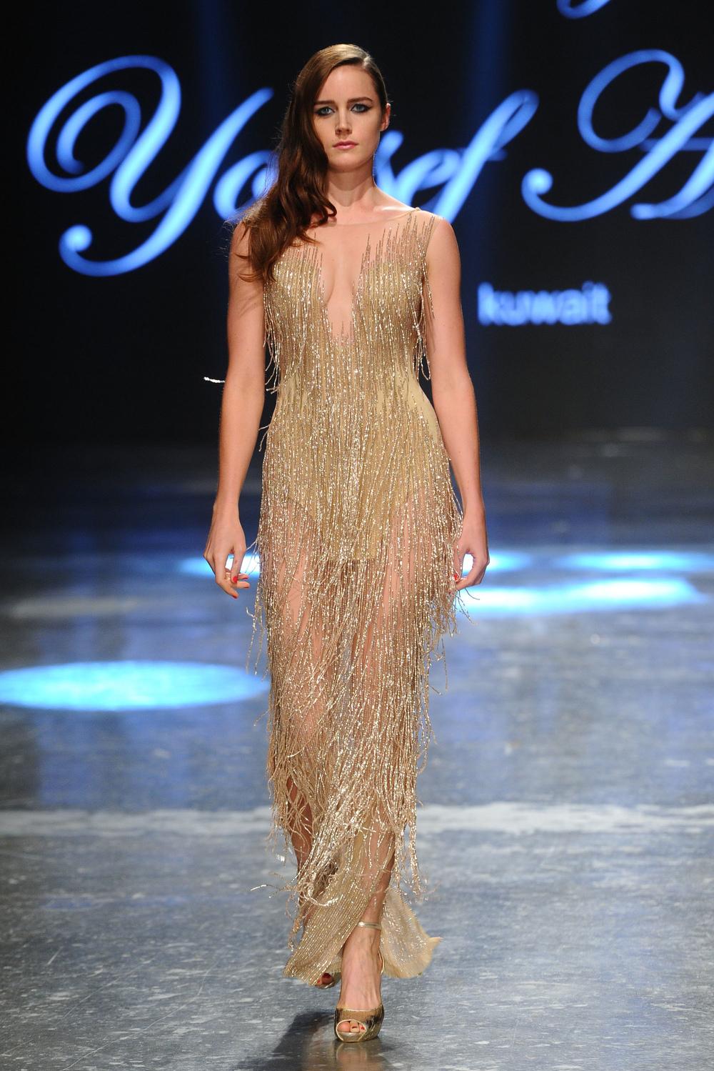 Yousef Al-Jasmi, Fashion Forward Season 5.