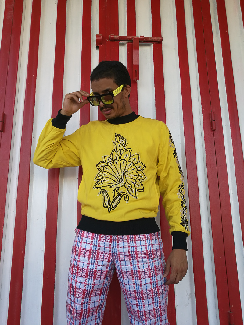 Gnawa Bomb Yellow by Hassan Hajjaj.jpg