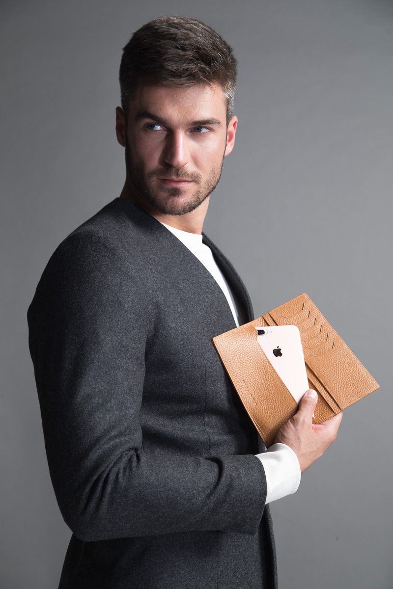 Tall wallet with model.jpg
