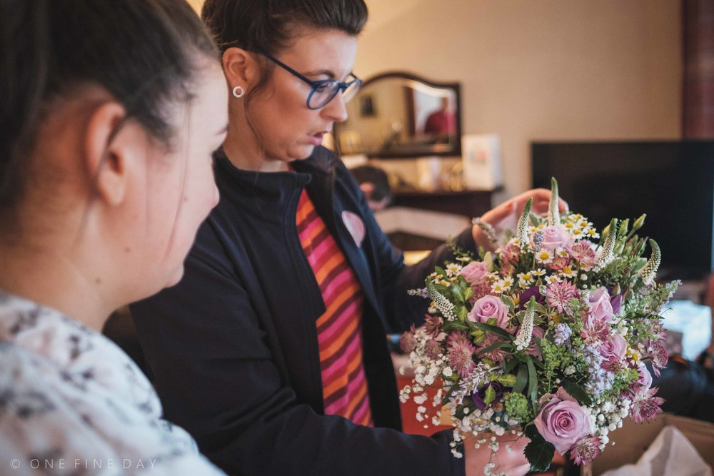 Northern Ireland WeddingFlorist