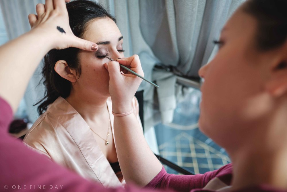 Make up artist belfast