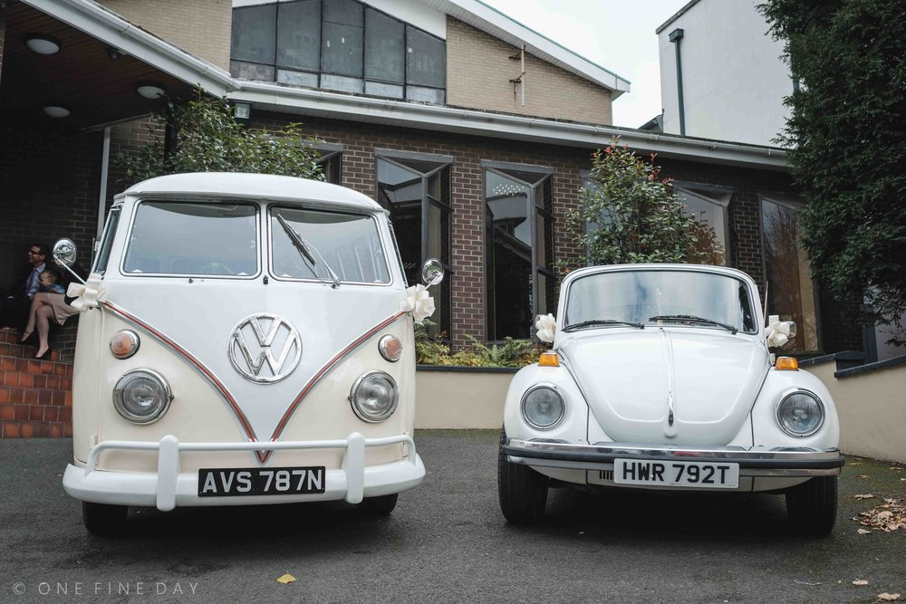 Trendy Wedding Cars Belfast