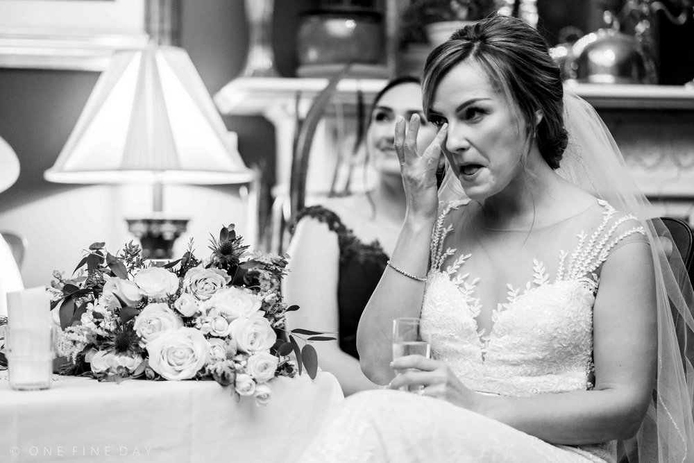 Natural relaxed wedding photography Tinakilly House
