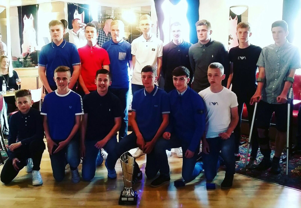 League Winners 2015 - 2016