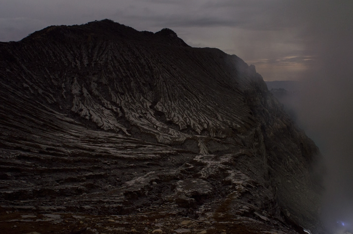 Ijen Crater, East Java Indonesia