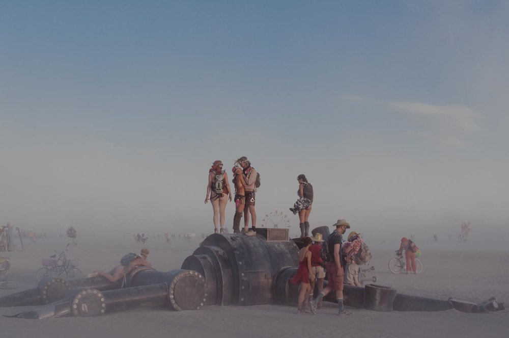 Black Rock Desert, Burning Man 2016