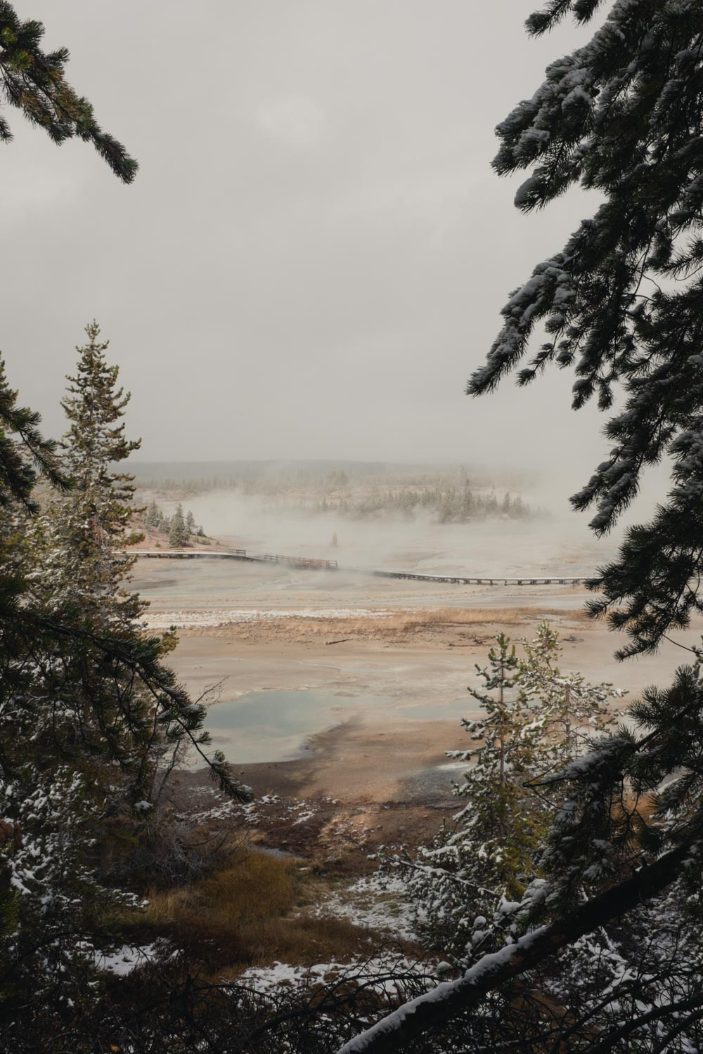 Yellowstone, USA
