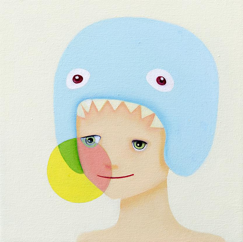 Dvir Cohen-Kedar, oil on cabvas, 2014