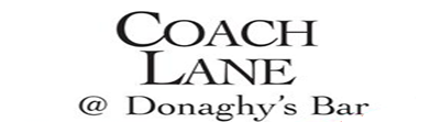 Dinner in award winning Coach Lane Restaurant Sligo