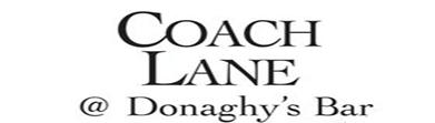 Dinner in award winning Coach Lane Restaurant Sligo