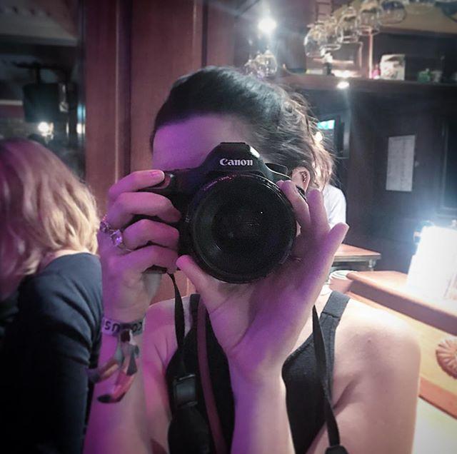 Jeeeeennnnnnnnoooooooo. @jen_obrien1 playing photographer at Music Cork... 👌🏻