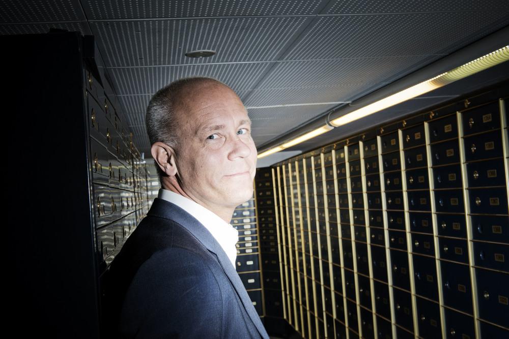 Admin. Direktør Kenneth Engedal, Spareskillingsbanken