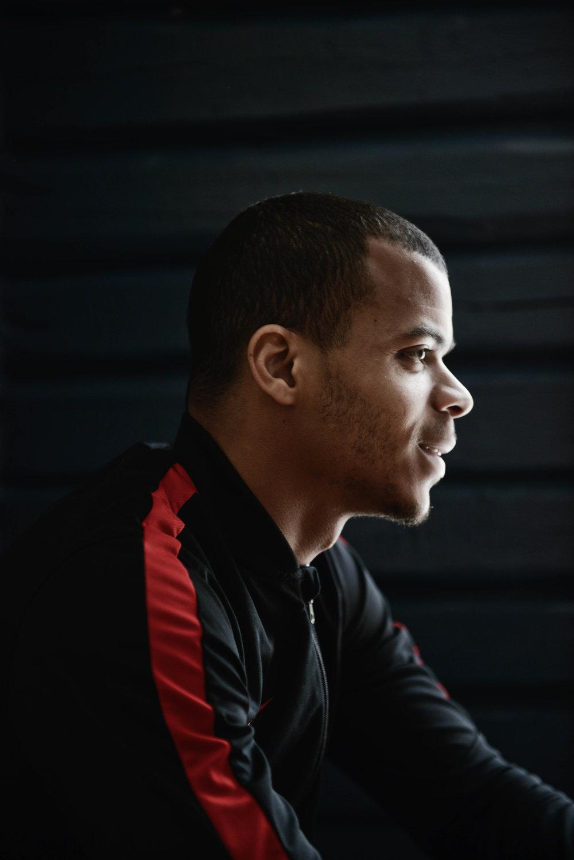 Football player: Erixon Danso