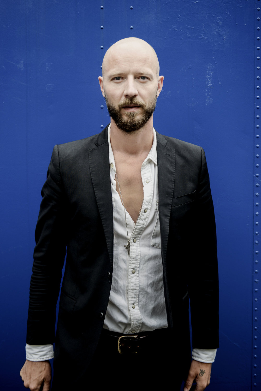 Norwegian Singer: Sivert Høyem