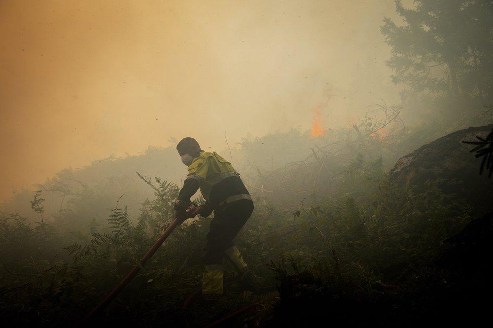 Fireman Daniel Krath
