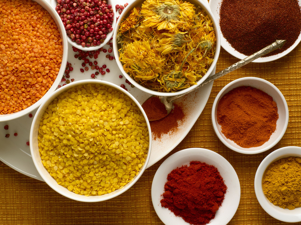 new york city photographer  new york food photographer  beverage photographer  professional photographer  food styling  prop styling  farm to table  country  window light  barnwood  editorial  advertising  close-up  digital  lifestlye  color  intensity  commercial photography  composition  concept  white bowl  white plate  red  yellow  orange  moroccan  paparika  mustard powder  spices  lentils  red pepper  chili powder  peppercorns
