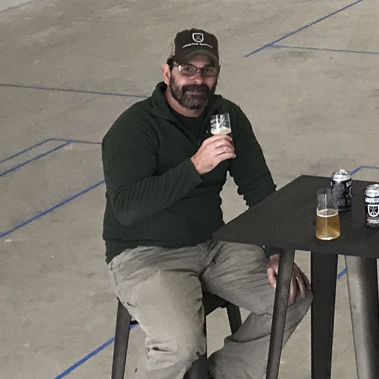 Mike Brown - Head Brewer and retired Green Beret