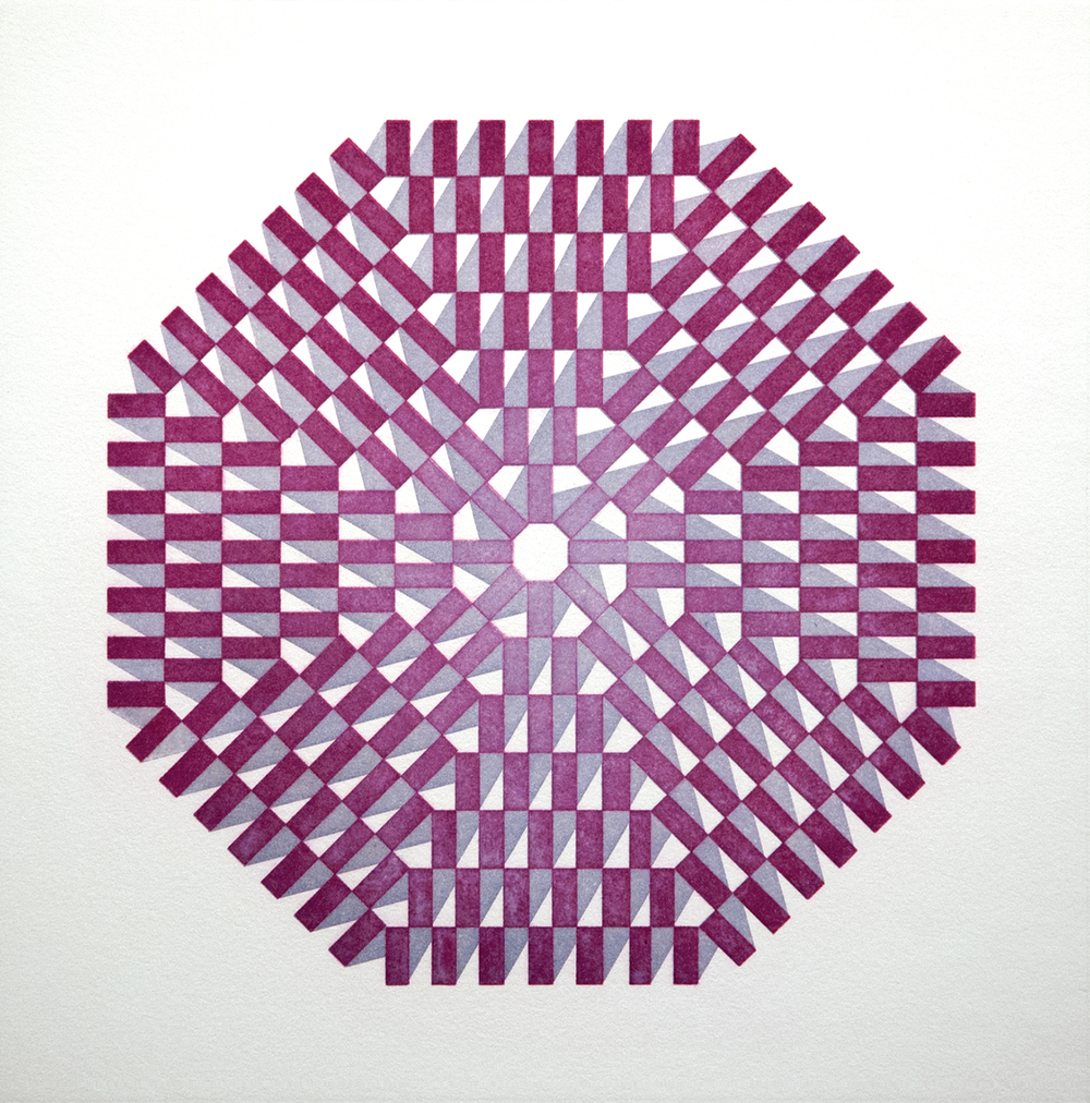 Botta Circle Purple, 2014