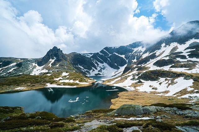 The Seven Rila Lakes, Bulgaria 🇧🇬 Beautiful place. Beautiful day.